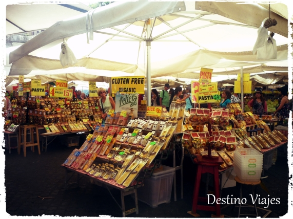 Campo di Fiori. Roma
