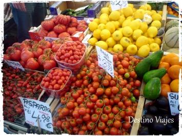 Mercado del Rialto, Venecia.